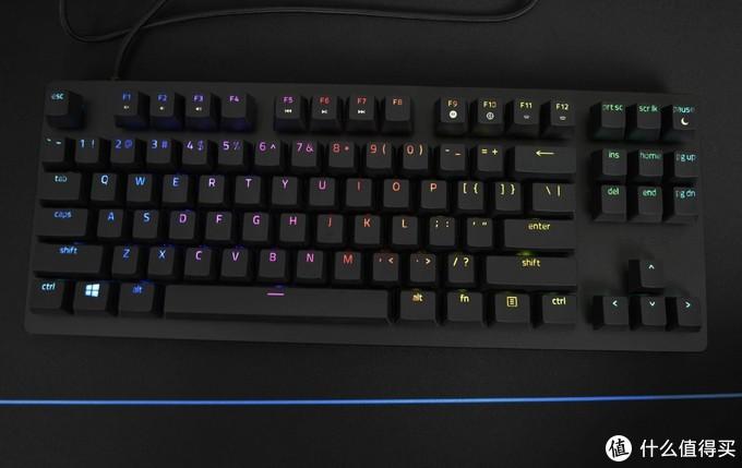诚意拳拳,电光之间:雷蛇猎魂光蛛竞技版线性光轴机械键盘体验