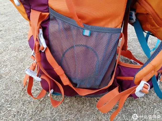 小白向野之旅--探路者60L户外双肩背包开箱