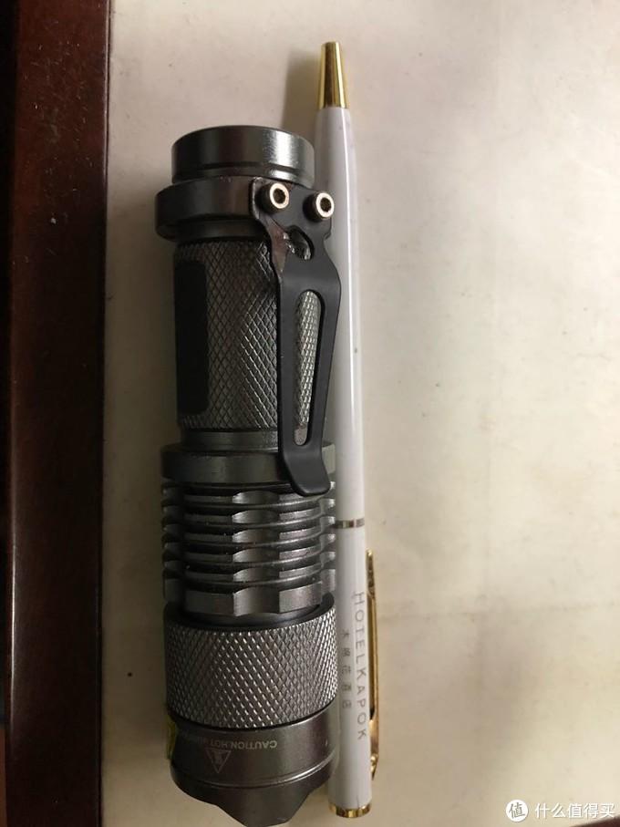 达文西的手电?达文西拆解维修一支电池漏液导致损坏的Led手电