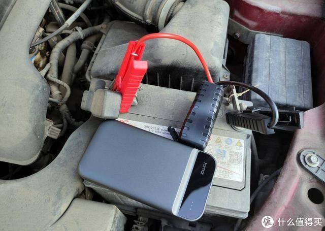 小米生态链出汽车打火工具,70迈应急启动电源,三大功能车主常备