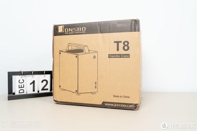 真就主机随身携带了?乔思伯(JONSBO)T8 ITX机箱 装机