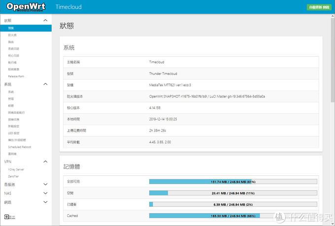 [2019.12.14]自编译迅雷下载宝Openwrt官方源加Lean的插件源-专注低功耗下载器