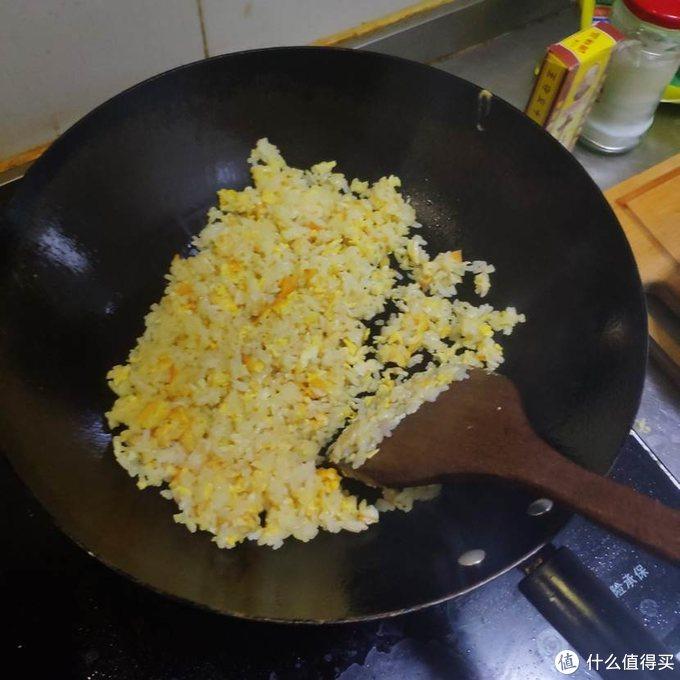 最基础食材,打造完美级黄金蛋炒饭!我的炒饭经验技巧分享