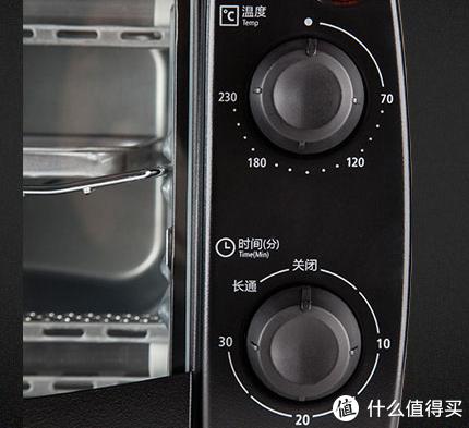 烤箱标配的独立控温,到了蒸烤箱反而没了?这是进步还是退步!