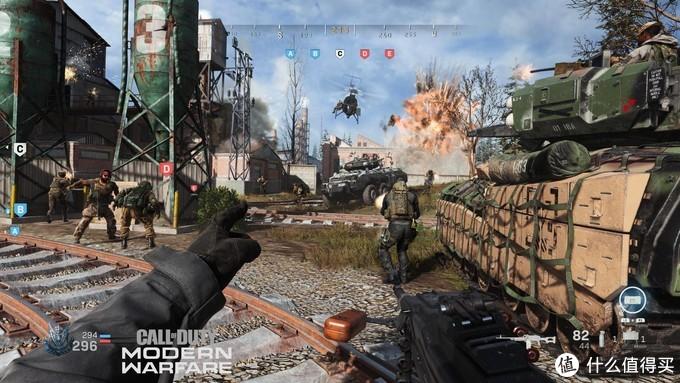 《使命召唤:现代战争》游戏画面