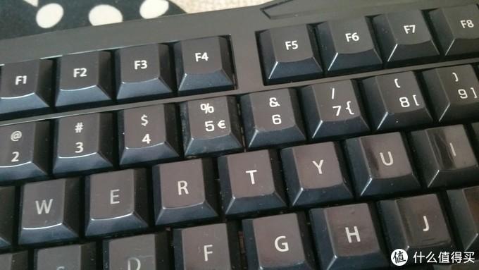 30元面交 樱桃MX G80-3800黑轴机械键盘 晒单