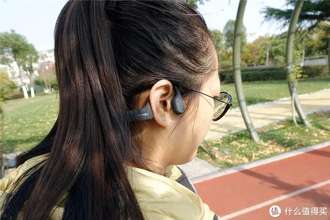 运动听歌两不误,AfterShokz韶音Aeropex AS800骨传导耳机体验