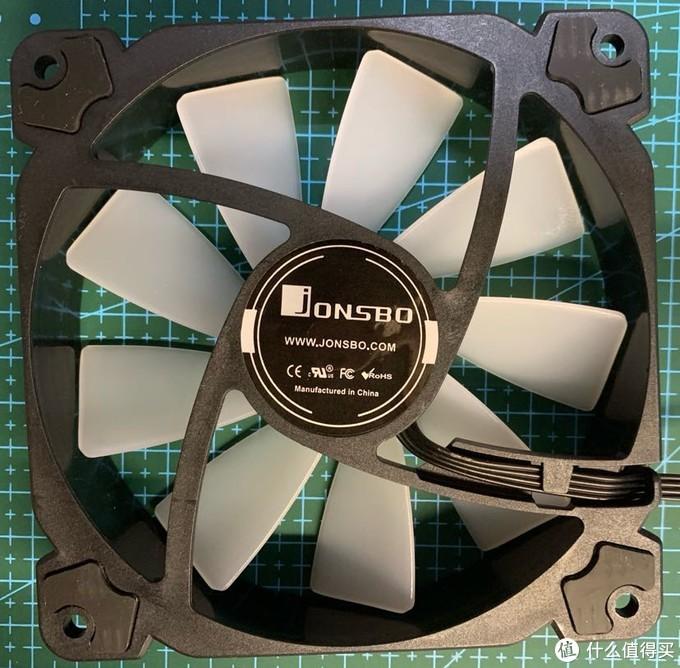 乔思伯CR-1000塔式CPU散热器开箱与安装