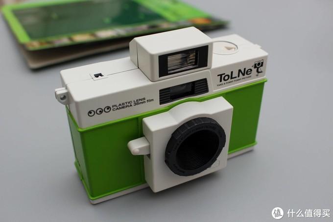 Tomy ToLNe—这是一个有趣的胶卷相机
