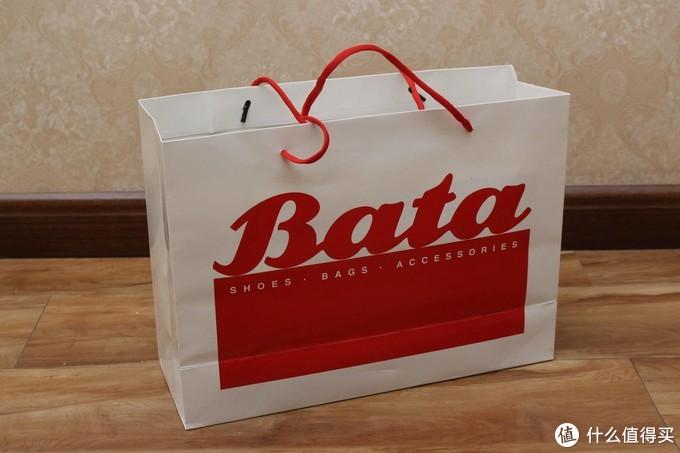 实体店捡便宜,199元购入bata男士皮鞋晒单