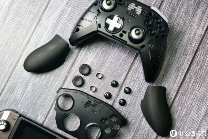 看看高端玩家的面壳、按键拆装大法,可以根据自己喜好各种添加外壳和组装