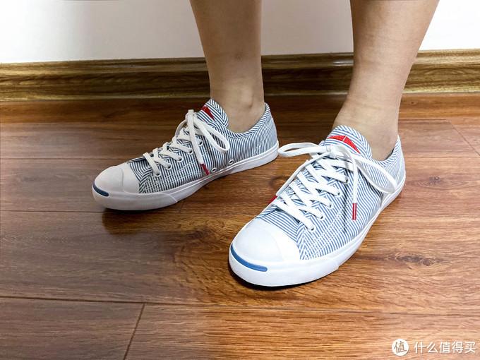 买不到大黄靴的我,在寒冬里买了双夏季小清新匡威