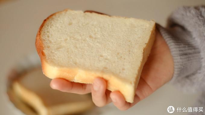 最乖面团整形不反弹!冷藏发酵吐司面包的做法