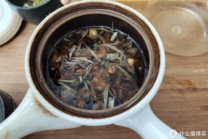 茶壶里泡的不忍直视了