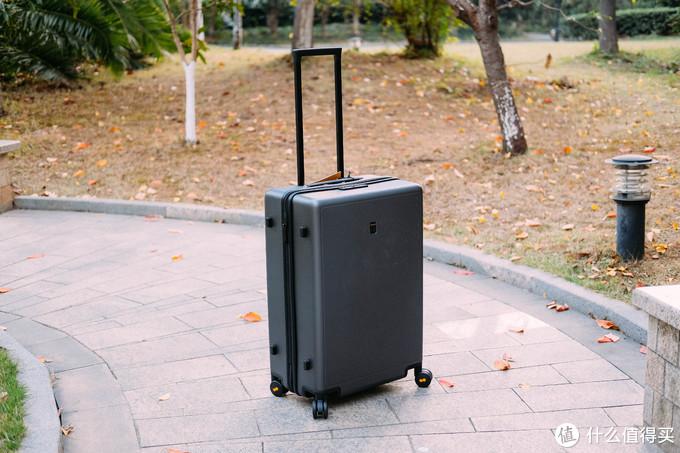 罗老板的地平线8号行李箱作何体验?24寸版本体验报告