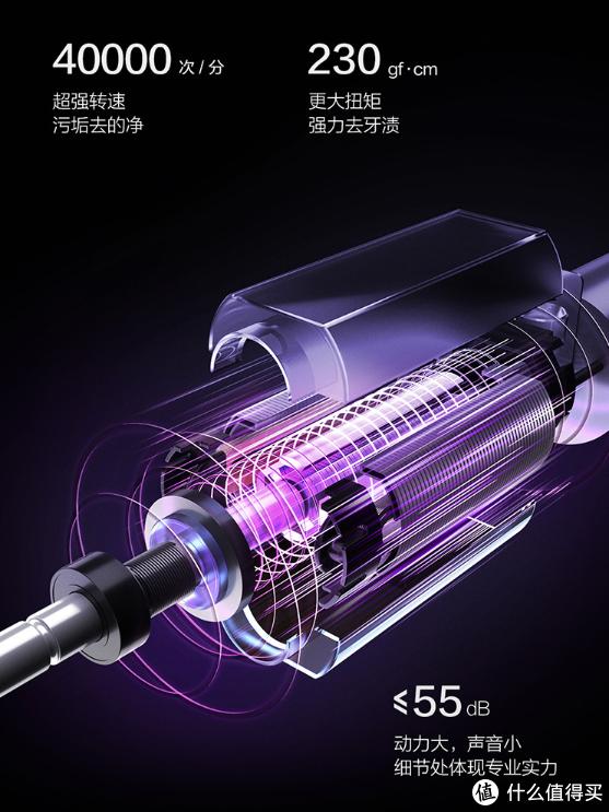 有颜有料——贝医生S7声波电动牙刷轻体验