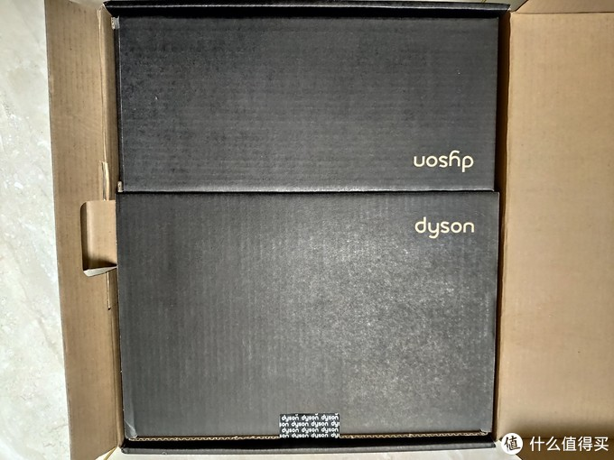 Dyson戴森 吹风机 官翻版礼盒 开箱体验