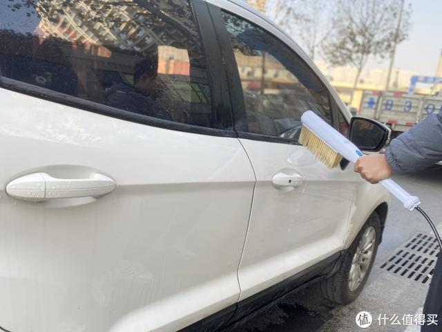 洗车也是做运动:素洗便携洗车器体验评测