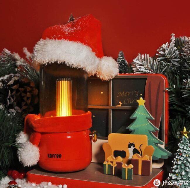 小米有品上架洛斐拾光灯:不懂浪漫的宅男,圣诞节送女神洛斐拾光灯就对了