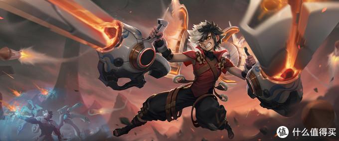重返游戏:《王者荣耀》娜可露露迎来新皮肤,新英雄蒙犽公开