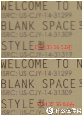 E卡口:适马56、索尼E50、适马60、索尼1650、索尼18135中焦段镜头锐度比较