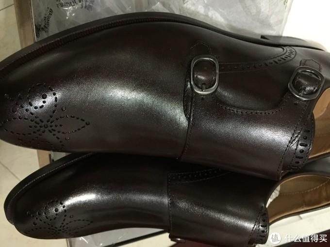 让我们一起来看看200RMB的巴西手工皮鞋有多香