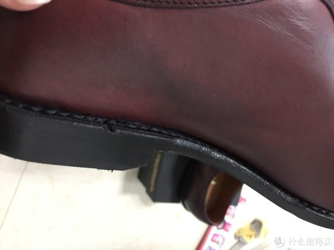 什么?AllenEdmonds的皮鞋只要896?