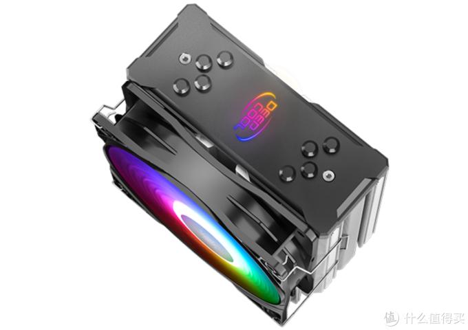 入门散热器新选择:九州风神 发布 玄冰GT V2 A-RGB、玄冰400雪豹V2 风冷散热器