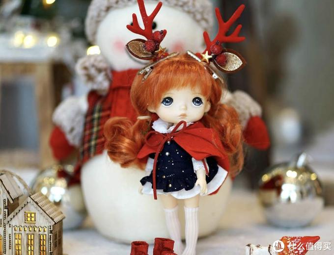 我不过圣诞,但过新年:送给她的Monst野蛮宝贝小蘑菇