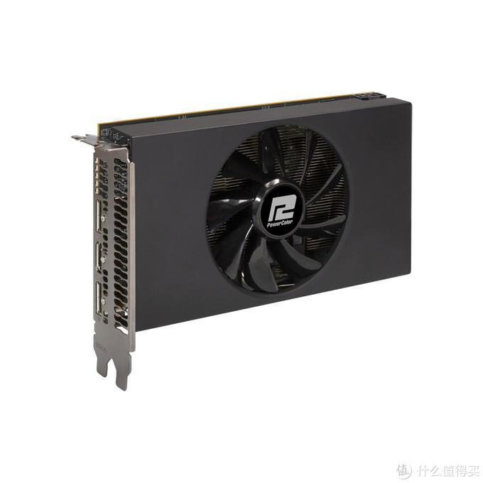 首款ITX RX 5700:PowerColor 撼讯 发布 RX5700 ITX 8GB 显卡