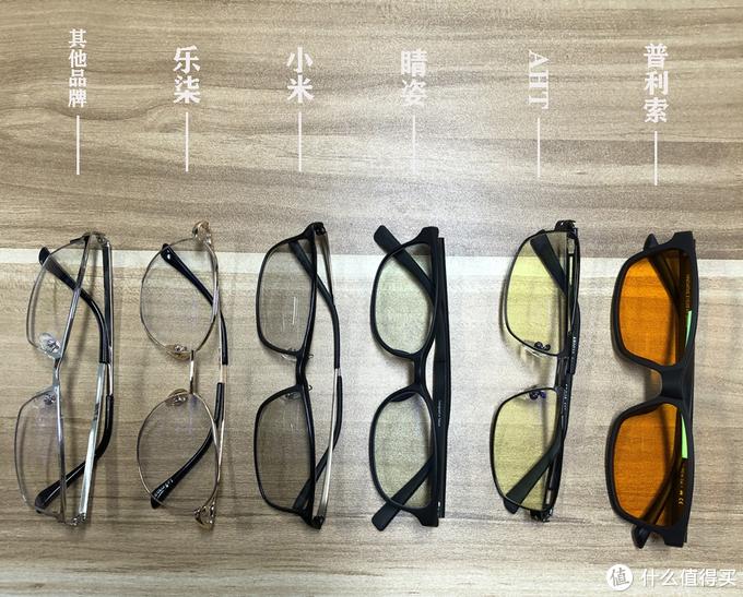 买眼镜前必看 | 几款国内外知名品牌的防蓝光眼镜测评