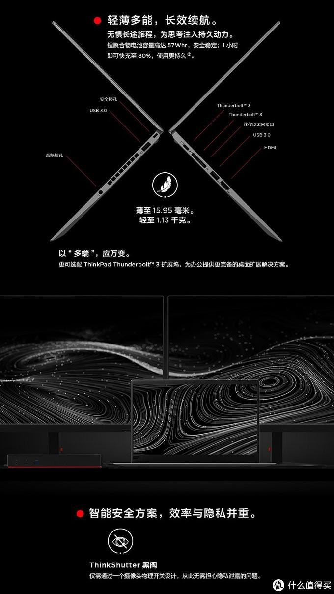 """【晒单】偶遇""""黑FUN""""不买觉得吃亏系列之X1 carbon 2019 LTE版"""