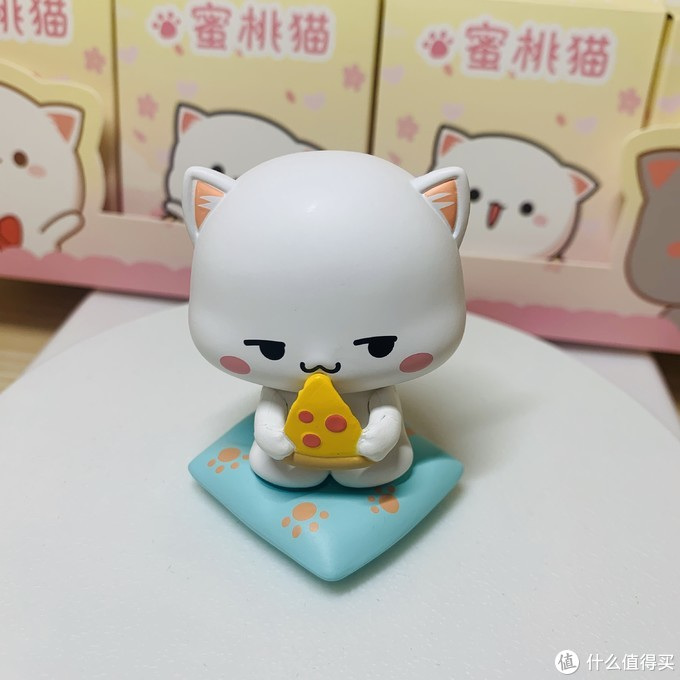 人生第一个隐藏!欧气满满的MI TAO CAT 蜜桃猫第一季盲盒(内附教程)