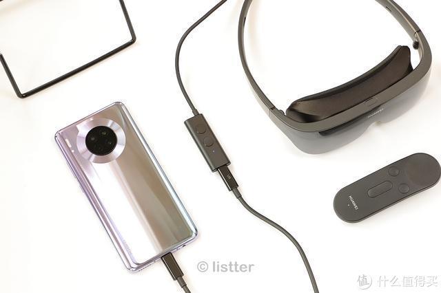 只有166g重,最不像VR的VR!HUAWEI VR Glass测评
