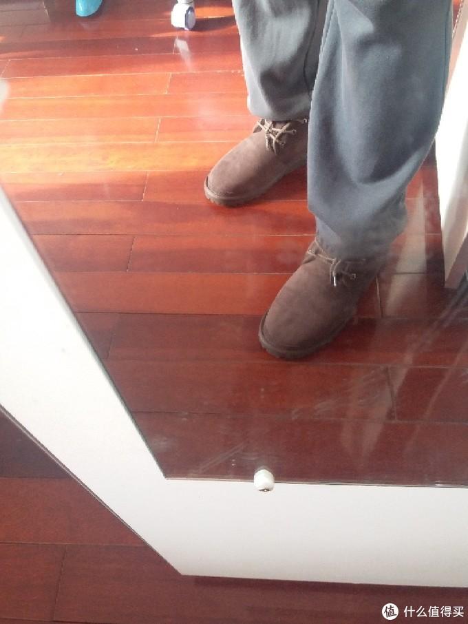 冬季原皮原羊毛澳洲轻奢鞋履,回力棉鞋入手记