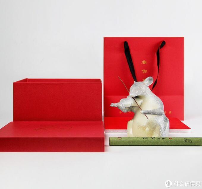 """萌趣国风好物:小米有品上新,非你莫""""鼠""""鼠年香插装饰摆件"""