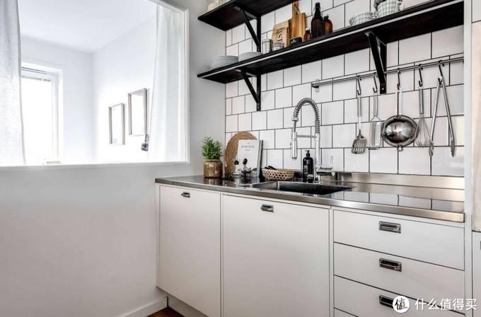 年轻人的厨房,墙面贴什么砖?