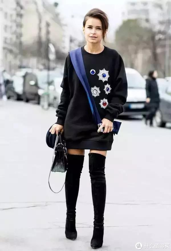 腿粗、腿短、腿不直,到底如何选对长靴?