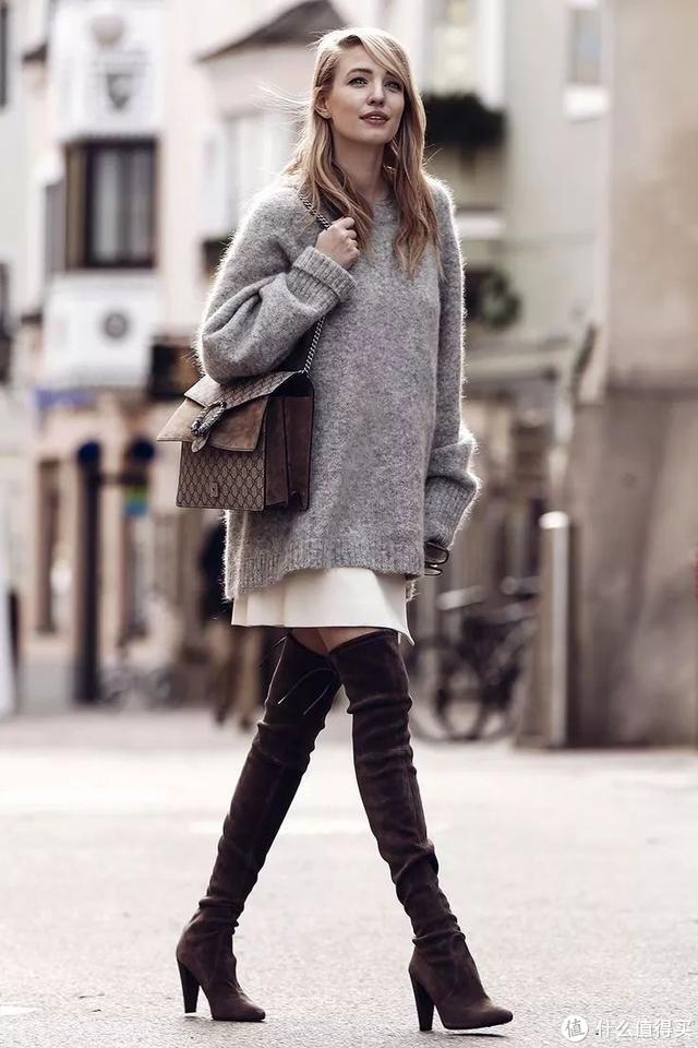 秋冬必不可少的靴子,看看还有哪双没入手