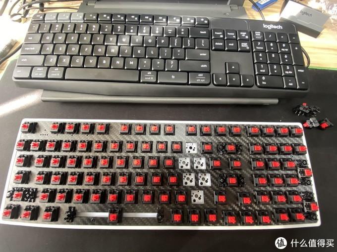 要优联,也要机械 ———— 我的第一把优联主控客制化机械键盘