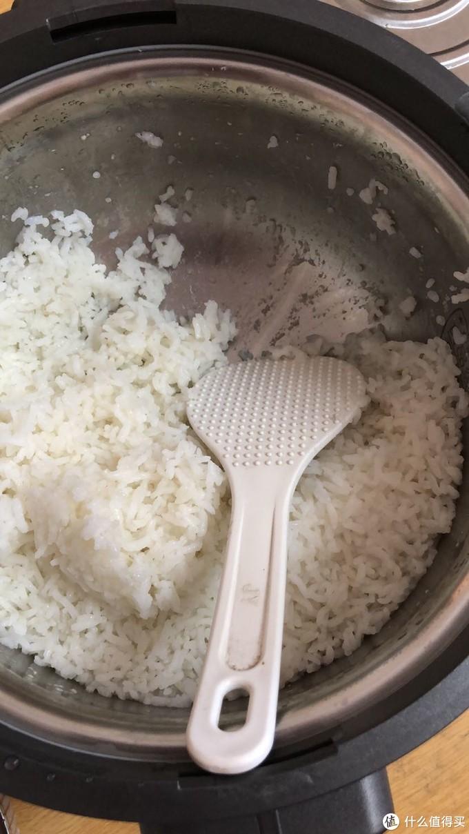 米饭一点不沾 颗粒饱满