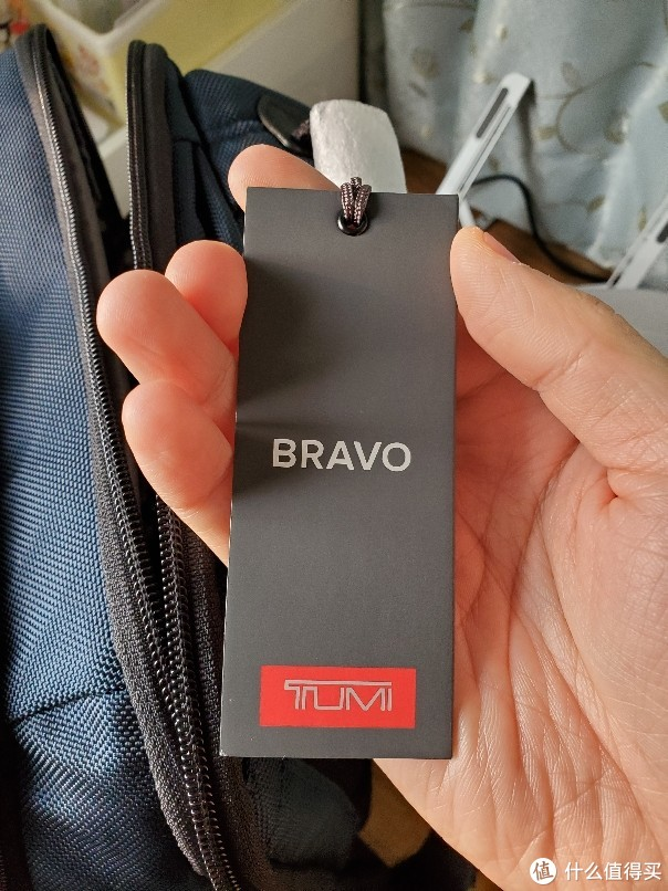 开箱一个TUMI/途明Alpha Bravo Nellis双肩包