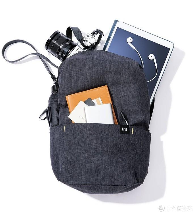 轻巧便携的小背包-小米小背包评测