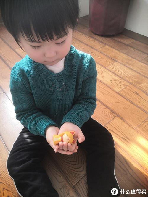 可爱小福兽变身二宝心爱小玩具