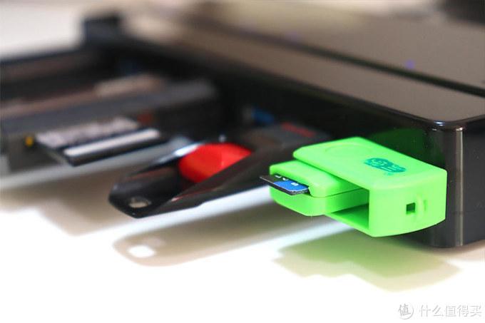 7口扩展+12V供电,稳传不掉盘,ORICO有源USB3.0集线器体验