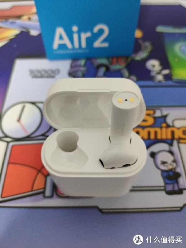小米真无线蓝牙耳机Air2开箱体验,值不值得买?
