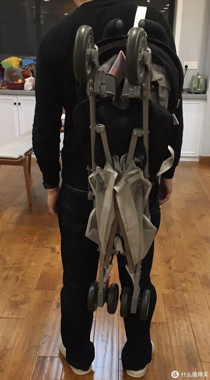 MACLAREN 玛格罗兰(麦克拉伦) QUEST 伞车入手体验