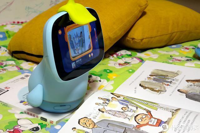 孩子又多了一个无所不会的好朋友,云视听聪聪AI机器人体验篇