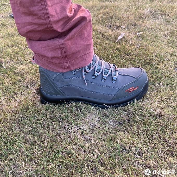 登山鞋太贵?试试TFO吧!— TFO高帮户外登山鞋分享