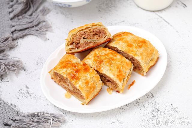 不用和面的懒人早餐饼,外皮酥脆、鲜嫩多汁,一口就让人欲罢不能